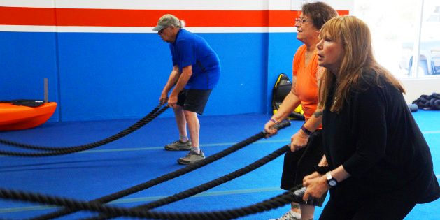 Exercise Tips for Older Adults - FitREV Studio - Carlsbad
