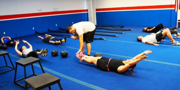 A Guide to Good Form for Muscle Building Exercises - Carlsbad Boot Camp